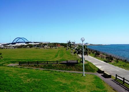サザンゲートブリッジ:公園1
