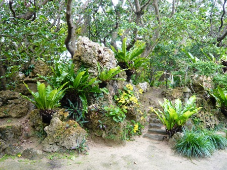 舟蔵の里:庭園2