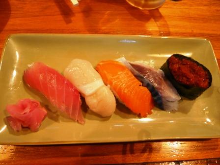 おたる八角:八角寿司