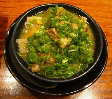 なおき屋:牛すじ味噌煮