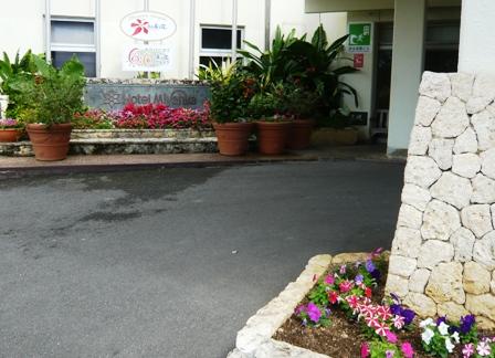 トレアドール:ホテルミヤヒラ玄関