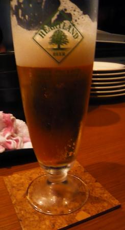 燻:ハートランドビール