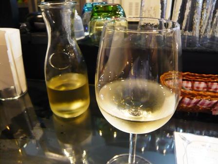 びすとろ:ワイン
