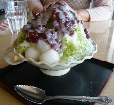 貴クラフ陶:かき氷