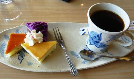 貴クラフ陶:ケーキセット