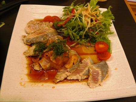 多楽製麺:料理4