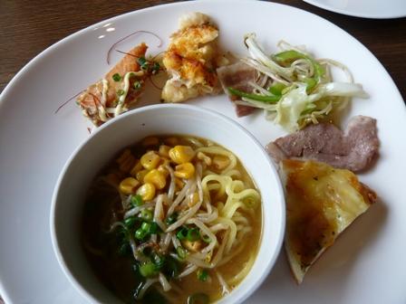 サンコーストカフェ:ビュッフェ料理3