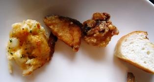 サンコーストカフェ:ビュッフェ料理5