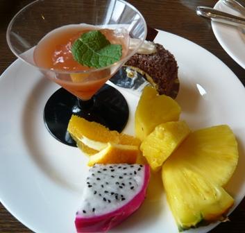 サンコーストカフェ:ビュッフェ料理7