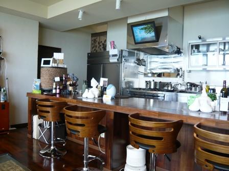 caffe Maruyoshi:店内1