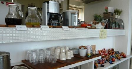 うみそらcafe:店内2
