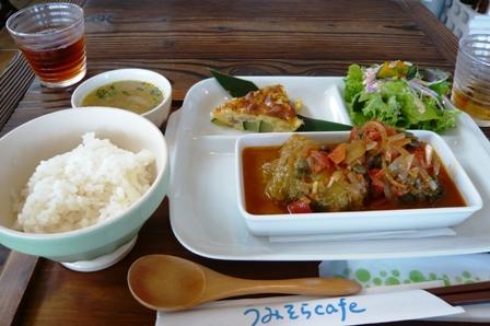 うみそらcafe:ランチ1