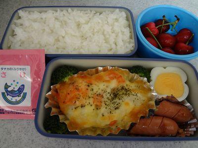 2012年5月31日のお弁当