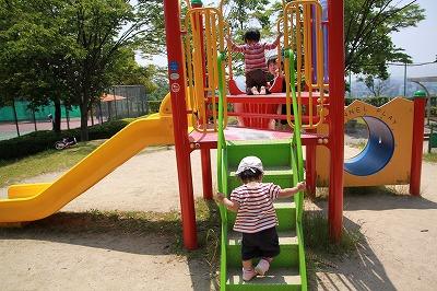 s-竜王公園の滑り台