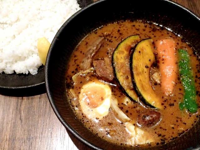 laviの角煮カレー