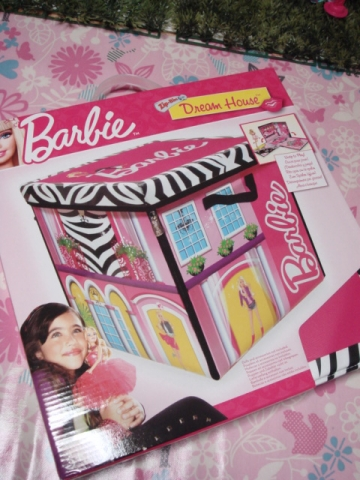 barbie box