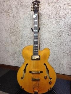2014pat guitar