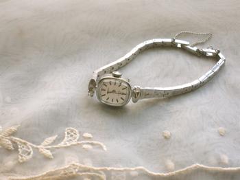 母の腕時計