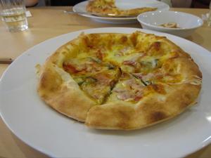 あがのんピザ