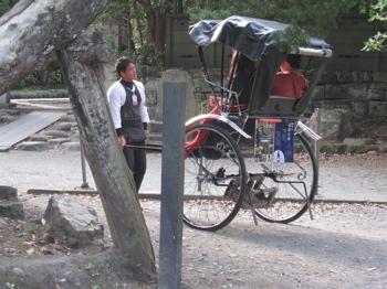 鎌倉人力車
