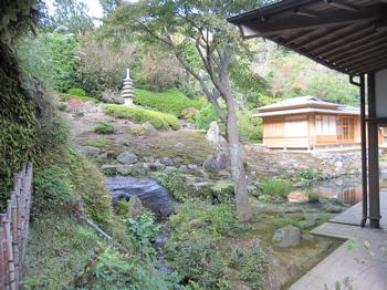 海蔵寺の庭