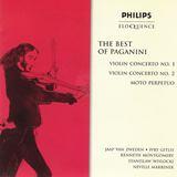 PHILIPS (海外盤 464-371-2 )パガニーニ作品集