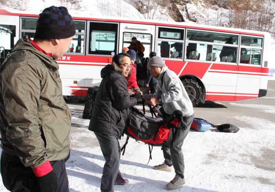 2013 全国雪崩 2月09日(4)