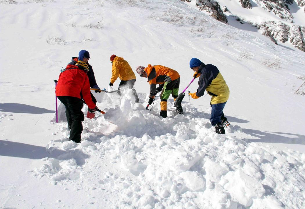 2013 全国雪崩 2月09日(19)
