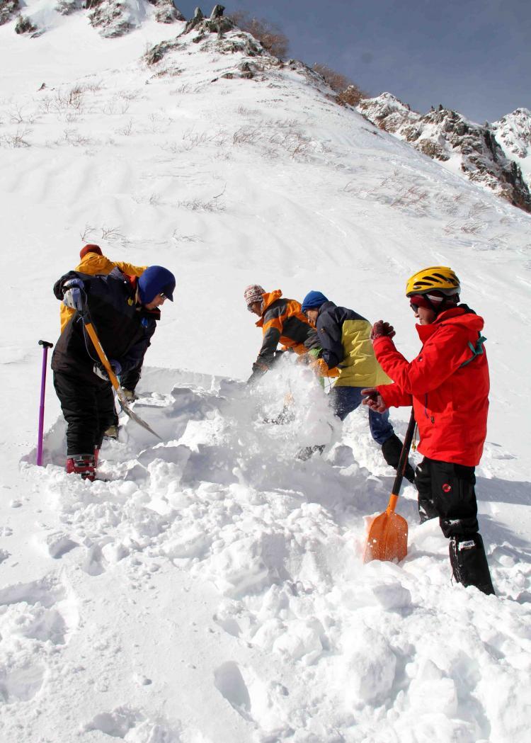 2013 全国雪崩 2月09日(20)