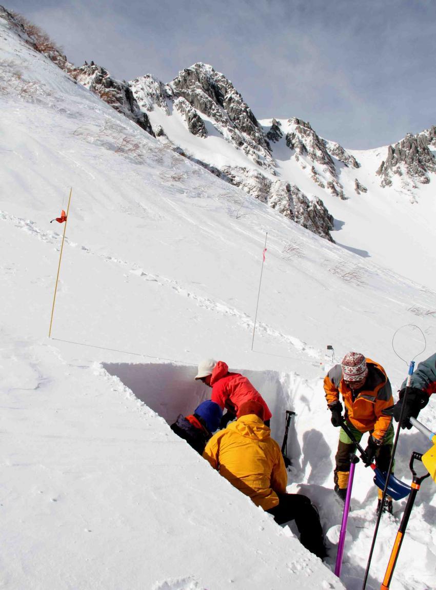 2013 全国雪崩 2月09日(21)