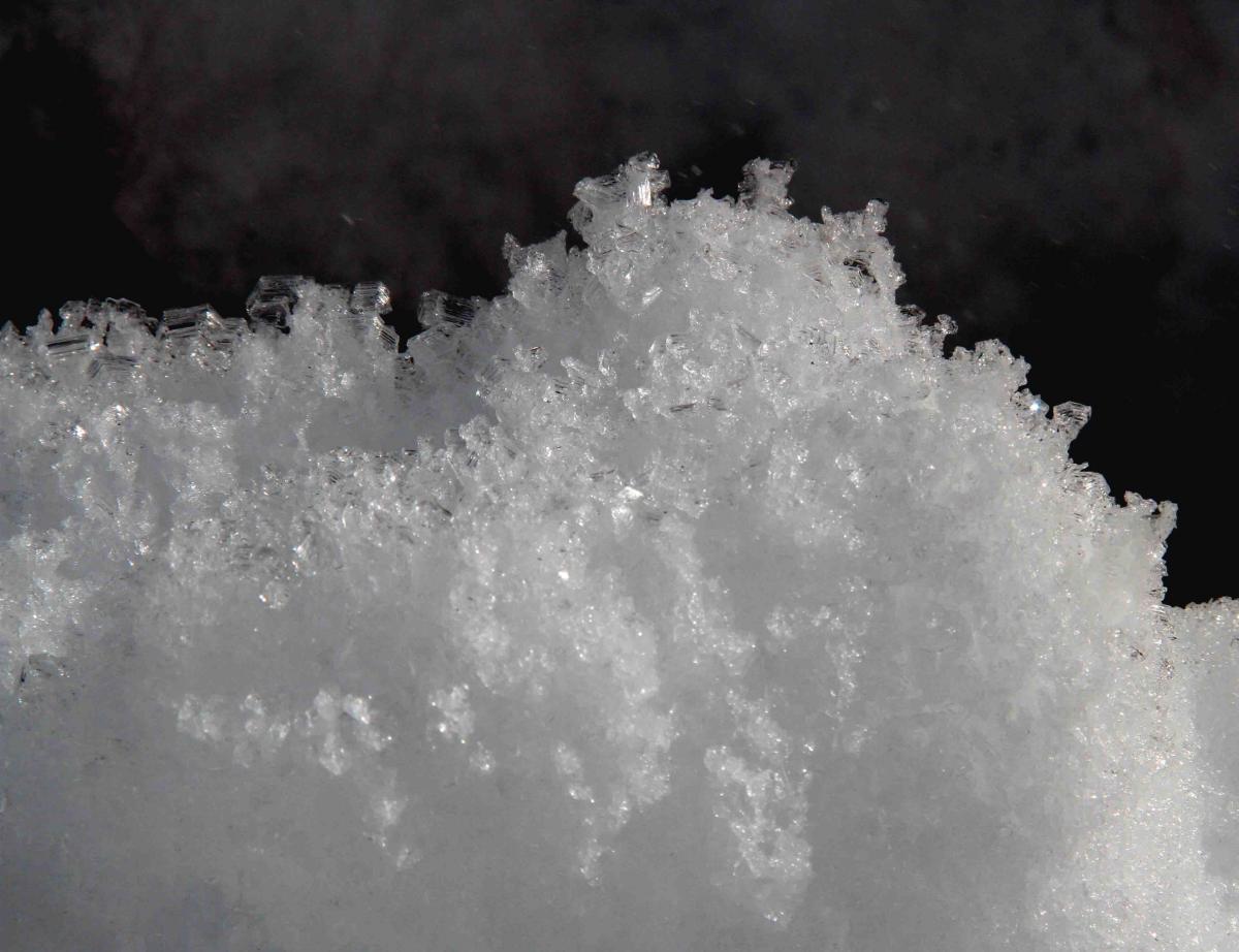 2013 全国雪崩 2月10日 霜ざらめ雪(1)