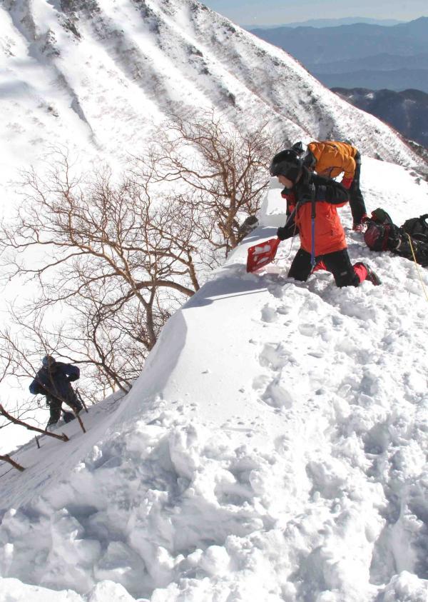 2013 全国雪崩 2月09日(64)