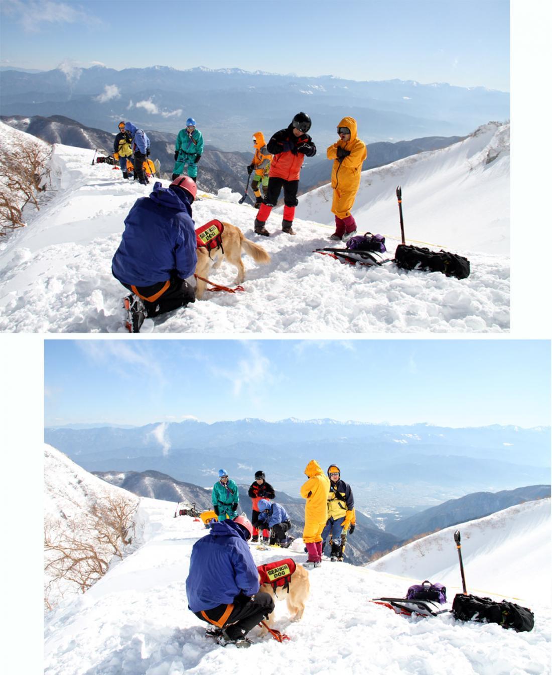 2013 全国雪崩 2月09日(96)
