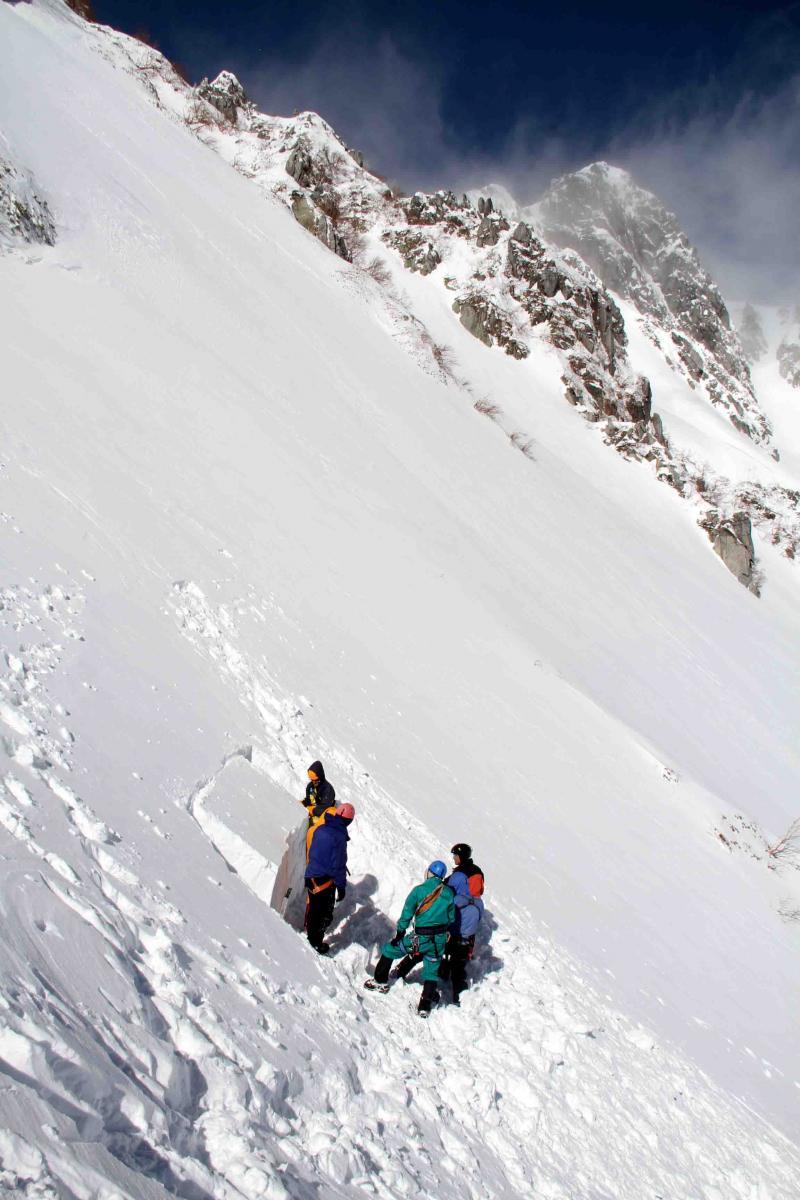 2013 全国雪崩 2月09日(103)