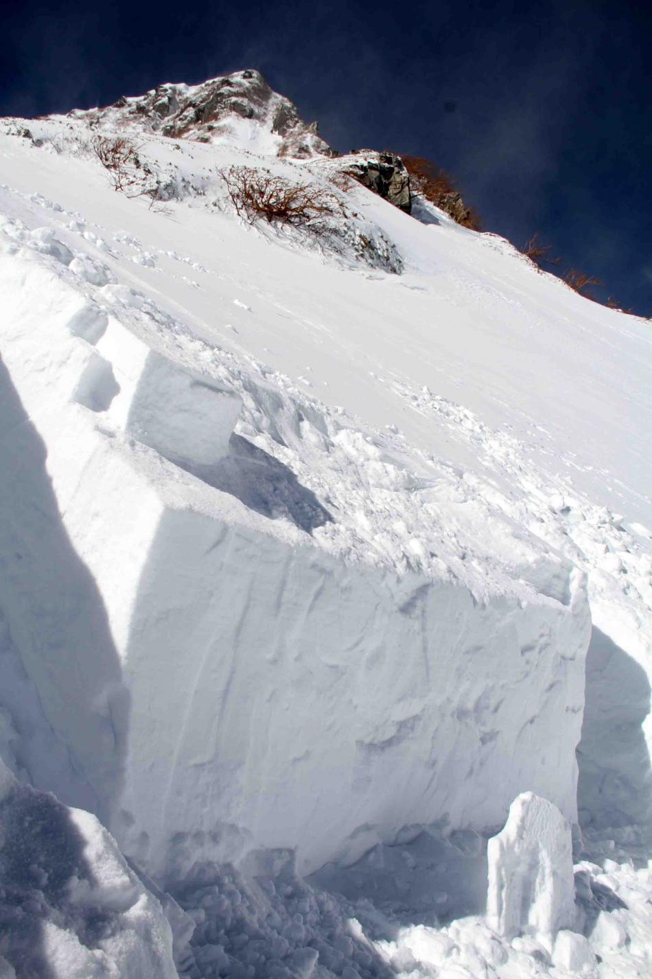 2013 全国雪崩 2月09日(110)