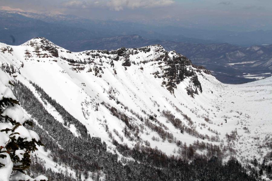黒斑山へ(70)