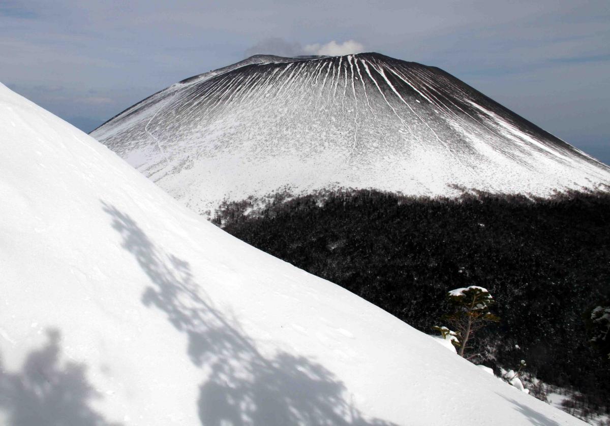黒斑山へ(82)