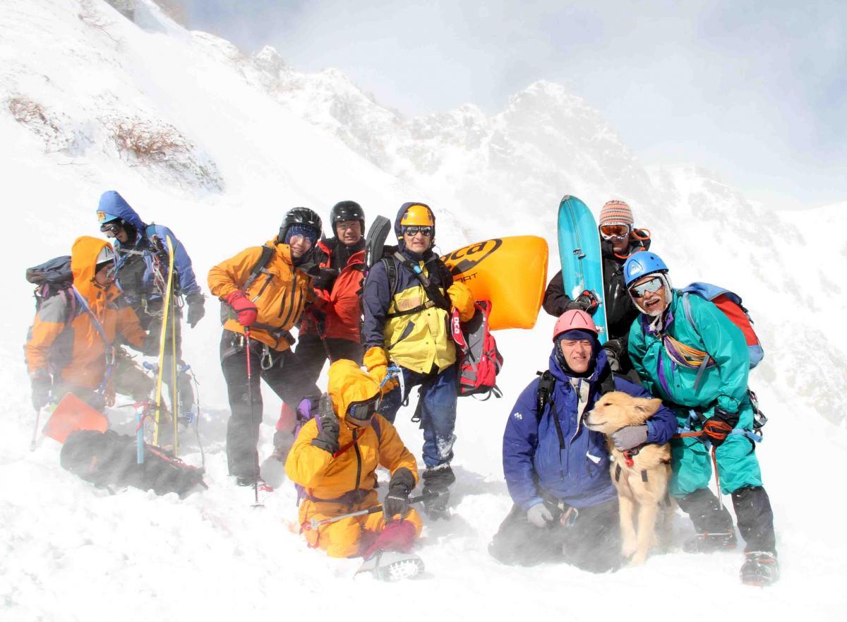 2013 全国雪崩 2月10日(113)