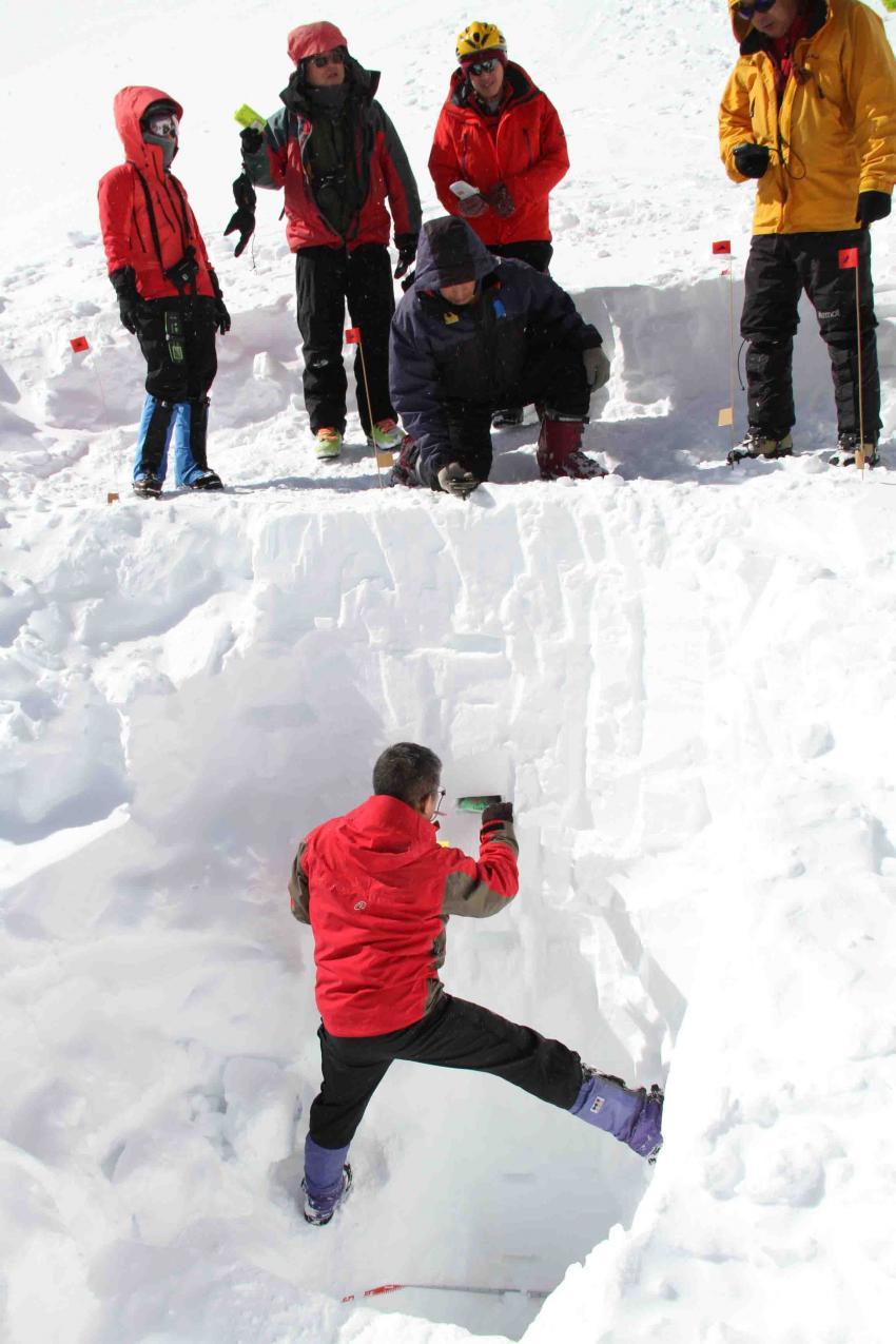 2013 全国雪崩 2月10日(119)
