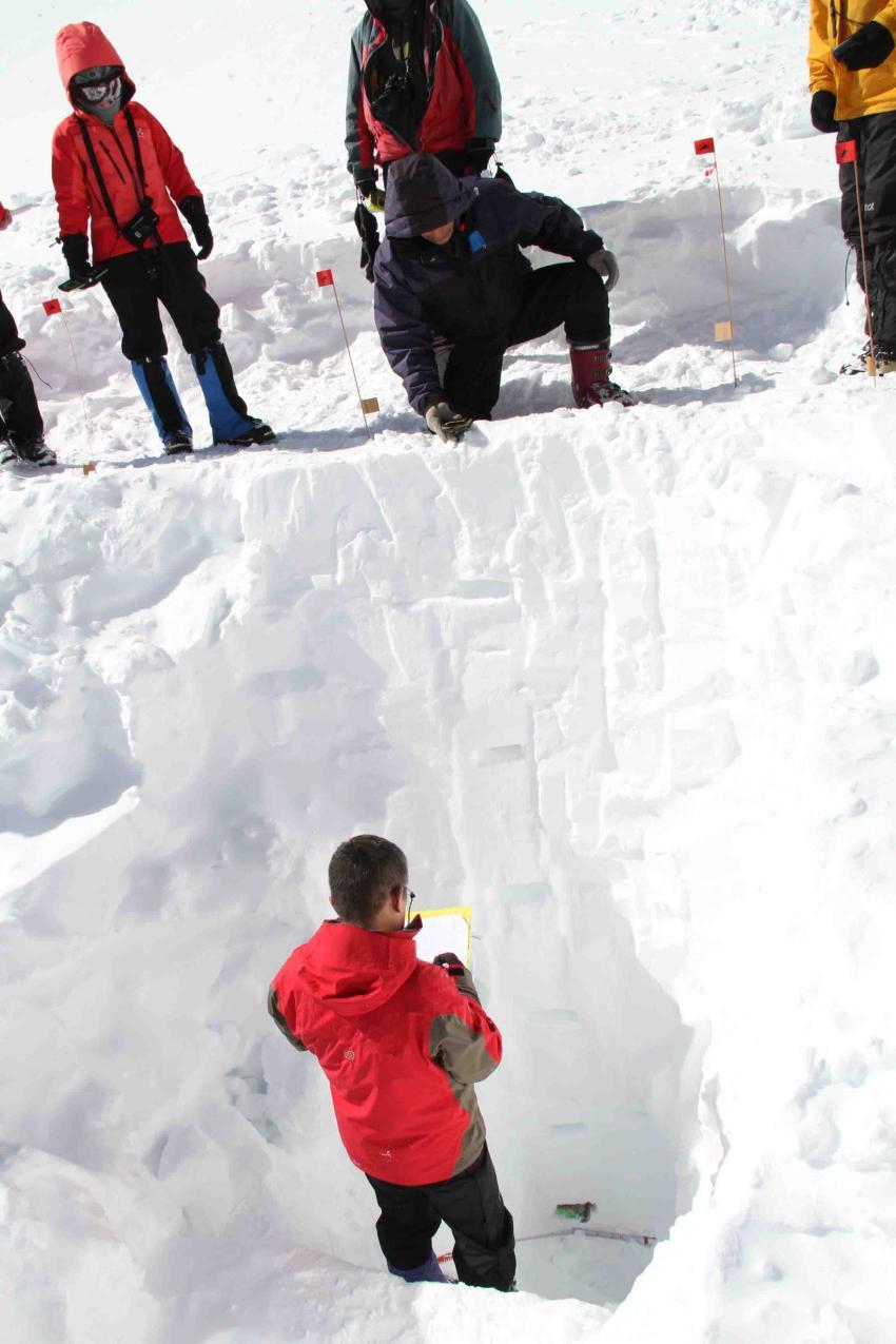 2013 全国雪崩 2月10日(120)