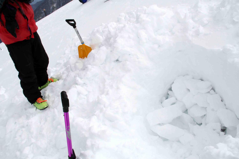 2013 全国雪崩 2月10日(133)