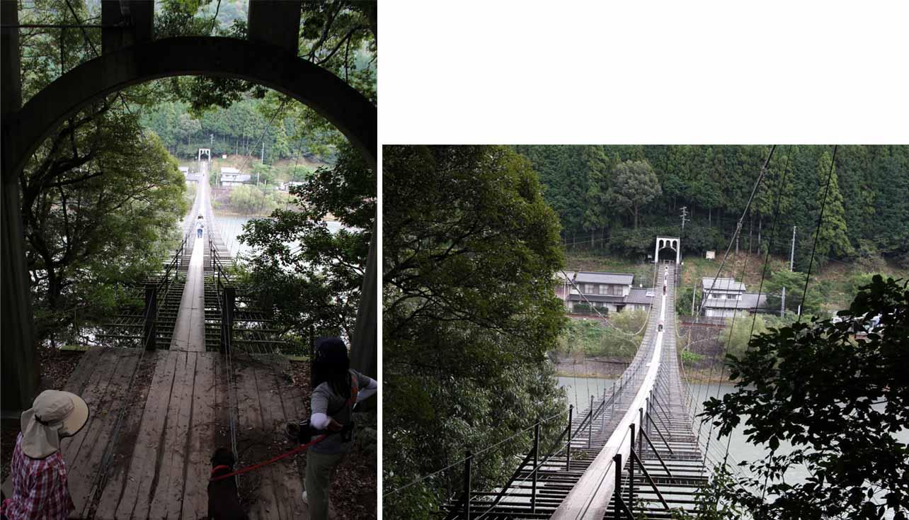 塩郷の吊り橋(14)