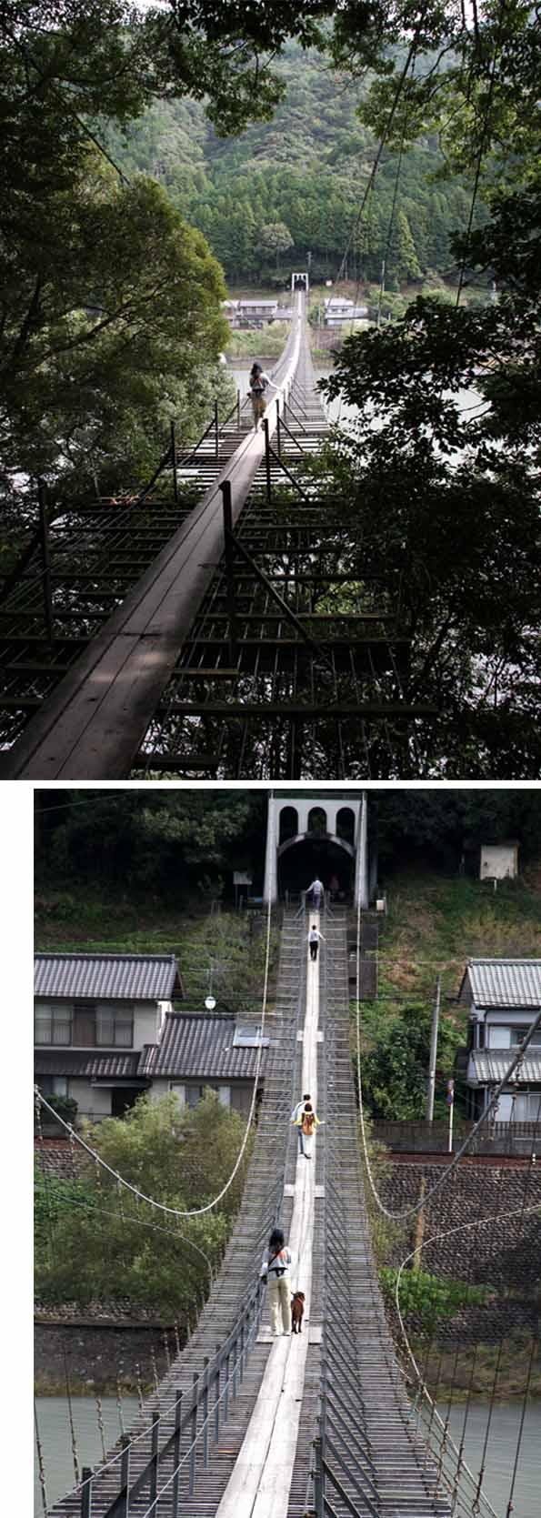 塩郷の吊り橋(16)