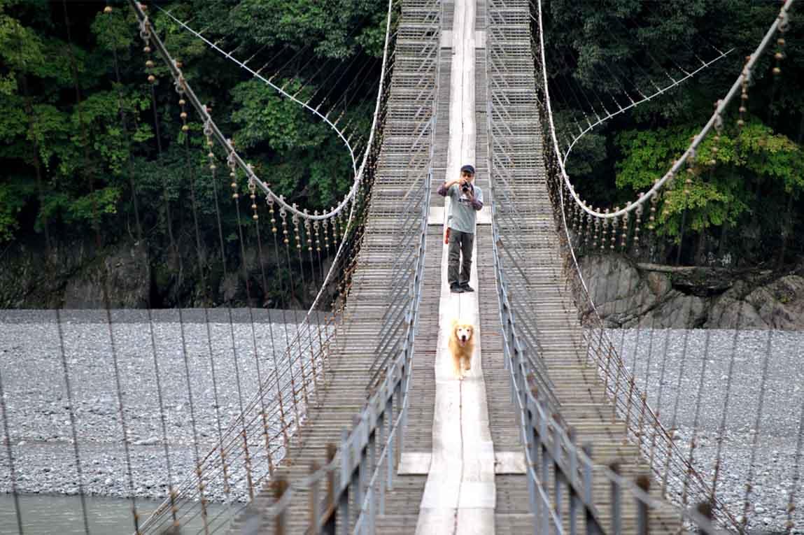 塩郷の吊り橋(27)