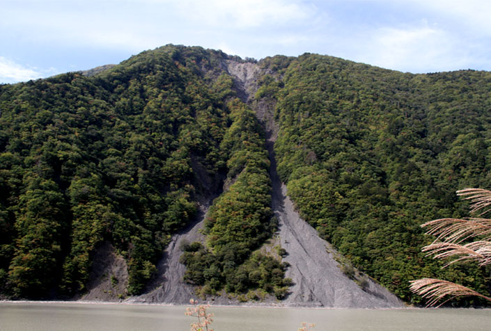 畑薙大吊橋(2)