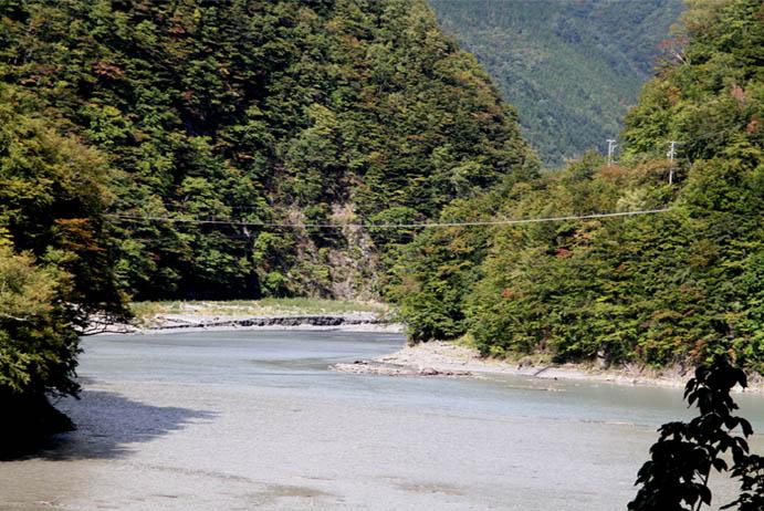 畑薙大吊橋(3)