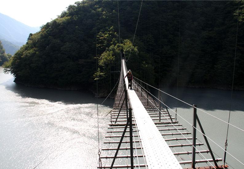 畑薙大吊橋(27)
