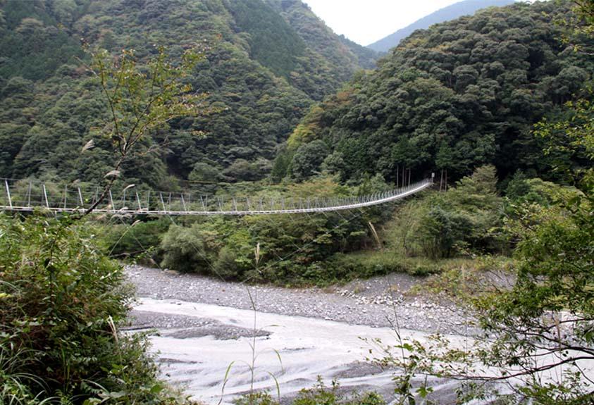 吊り橋ツアー(8)