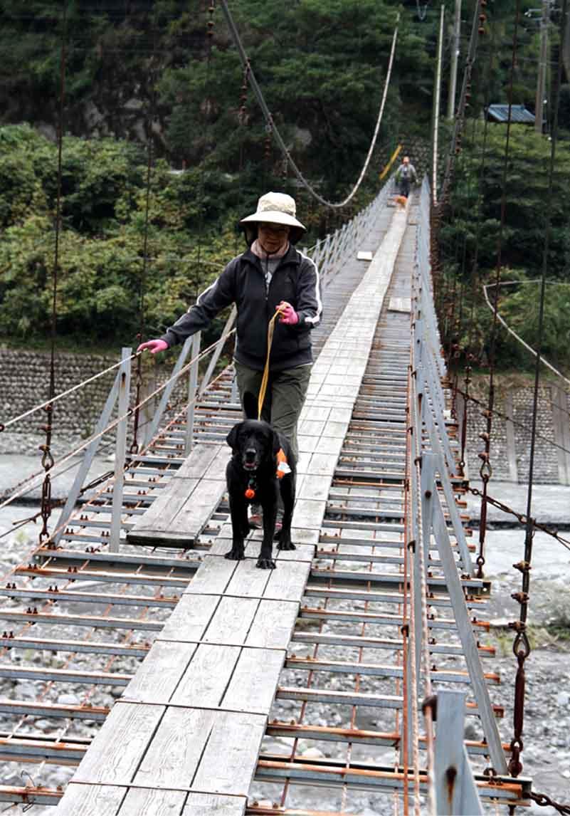 吊り橋ツアー(18)
