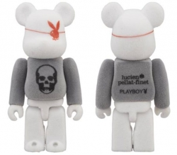 PLAYBOY x lucien pellat-finet BE@RBRICK